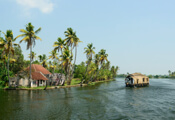 Front view of Alappuzha
