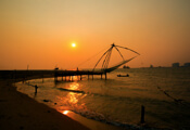 Front view of Fort Kochi