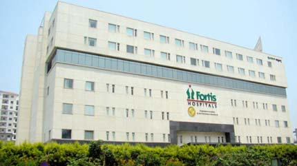 Fortis Hospital in Bangalore