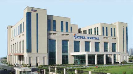 Jaypee Multispecialty hospital in New Delhi