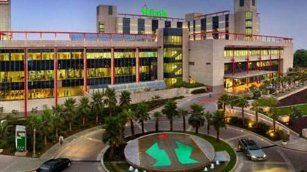Fortis Memorial Research Hospital in Gurgaon