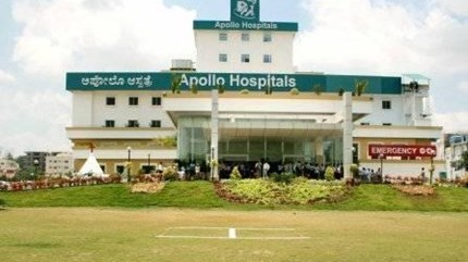 Apollo Hospital in Bangalore
