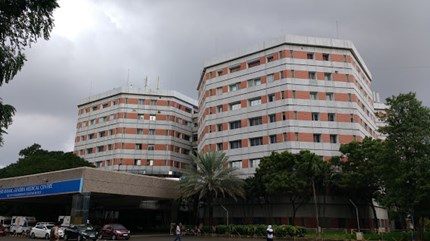 Sri Ramachandra Medical Center in Chennai