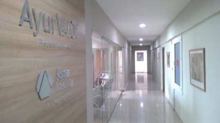 Ayurvaid Ayurveda hospital in Cochin Aster Medcity